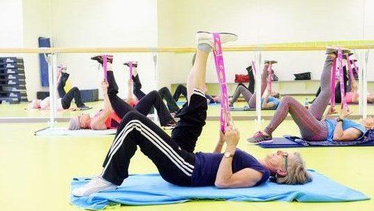 Energym douce, activités sportifs pour les adultes proposés par l'association BE API à Echirolles
