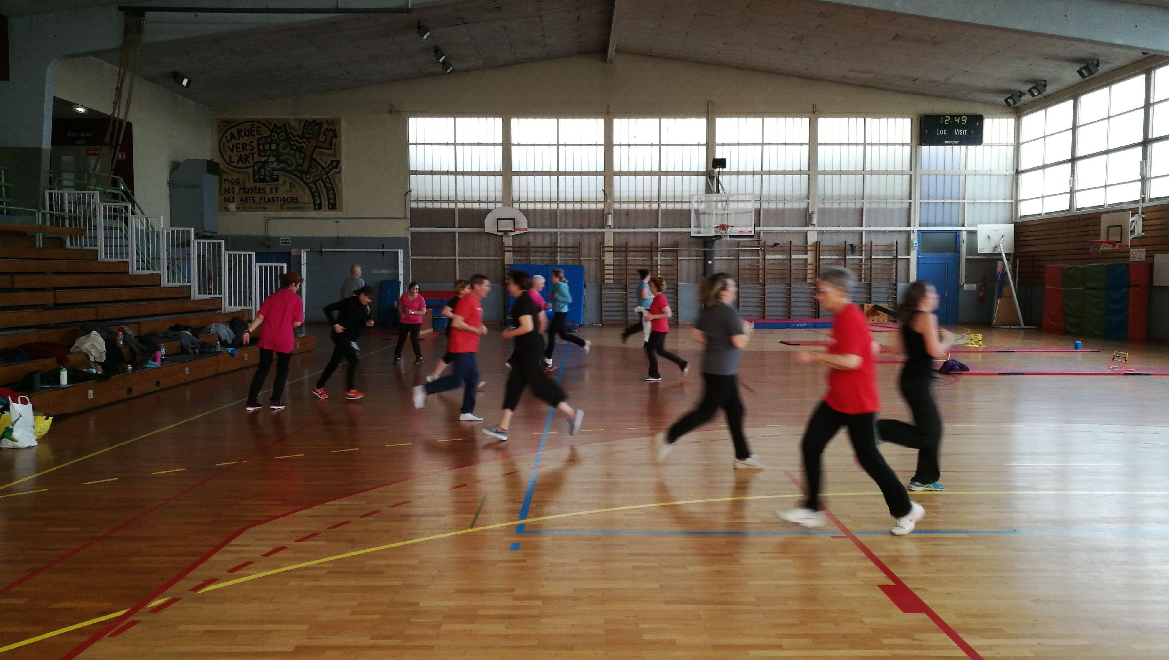 Energym dynamique, activités sportifs pour les adultes proposés par l'association BE API situé à Echirolles